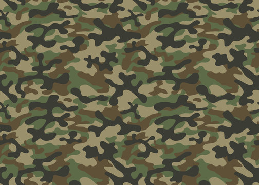texture military camouflage repeats seamless army green hunting