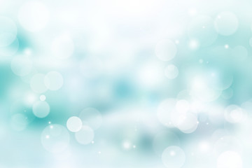 Blue abstract background blur,holiday wallpaper