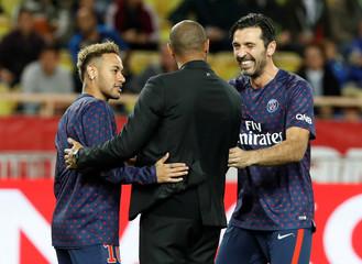 Ligue 1 - AS Monaco v Paris St Germain