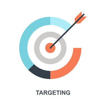 Targeting icon concept