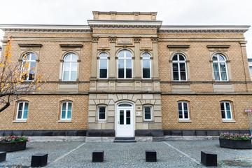 Konigswinter, Germany, November 2018, District Court of the city of Koenigswinter