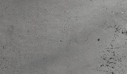 Grunge texture - scrach and dust on old mirror