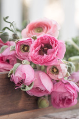 Ranunculus bunch