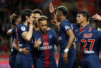 Ligue 1 - AS Monaco v Paris St Germain