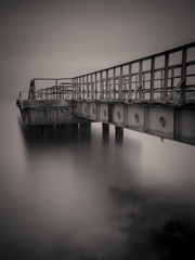 Long exposure: bridge