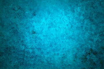 Abstract concrete blue wall texture concrete wall for background. Blank copy space