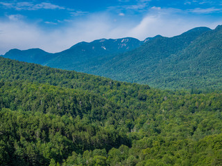 View at Adirondack High Peaks