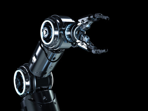 Modern robotic arm