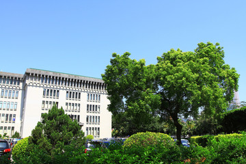 taiwan government building at Taipei