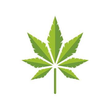 cannabis logo template