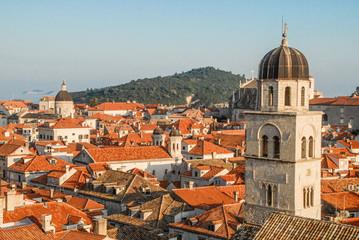 Vieille ville de Dubrovnik (Croatie)