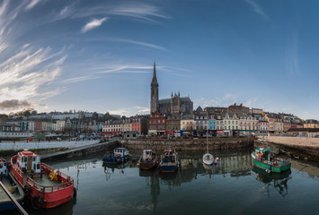 Cobh, County Cork, Ireland.
