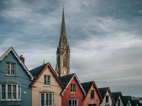 Cobh, County Cork, Ireland.