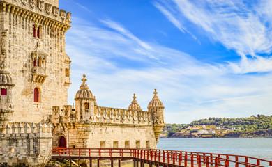 Lisbon, Belem Tower.