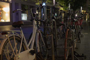 European bicycle culture