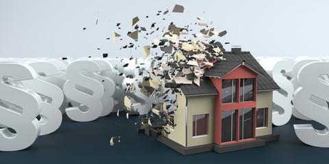 Bauvorschriften zur Vermeidung von Immobilienschäden