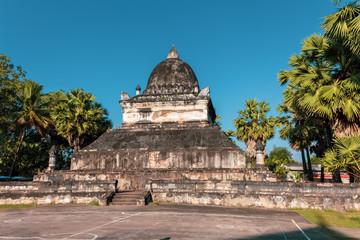 Wat Visounnarath, the most ancient temple of Luang Prabang