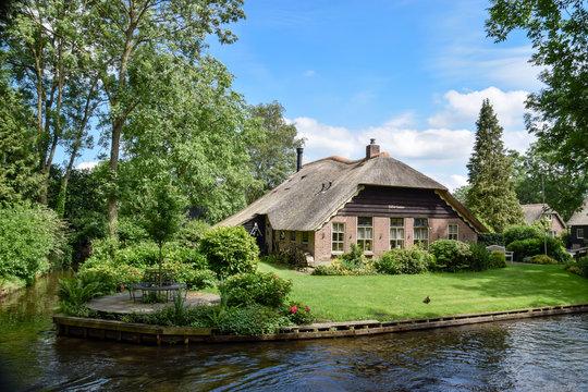 The Beautiful Giethoorn