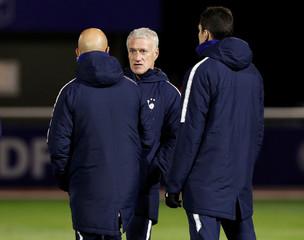 UEFA Nations League - France Training