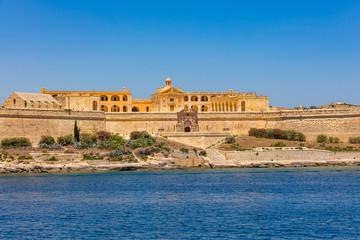Küstenlandschaft - Valletta