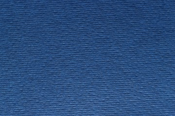 The texture is blue paper
