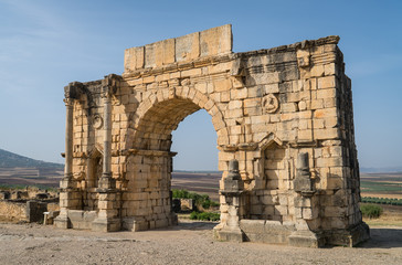 Volubilis Arc de Caracala