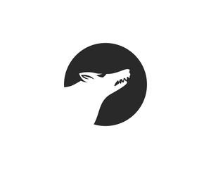 Wolf Logo vector