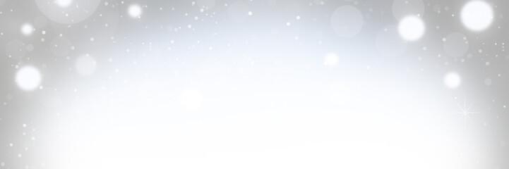 Lights on grey background. holiday christmas background