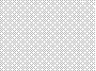Abstract geometric dots pattern. Dots background. Black white comic dots texture. Pop Art circle pattern. Vector template for presentation, banner, flyer, report, business cards, stickers
