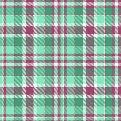 Tartan, plaid pattern seamless vector illustration. Checkered texture for clothing fabric prints, web design, home textile