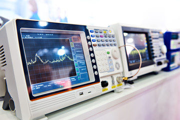 Digital spectrum analyzer