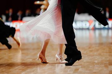 ballroom dance couple dancers viennese waltz dancing