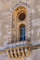 Fenster und Balkone in Valletta