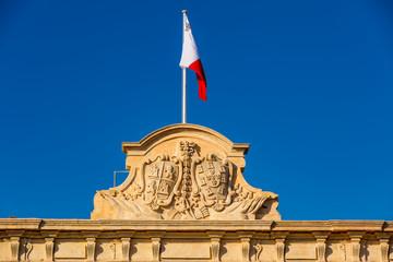 Regierungsgebäude in Valletta