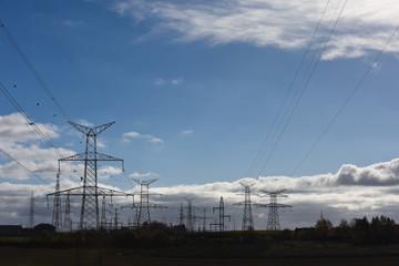électricité énergie environnement tension