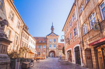 Morning in Bamberg