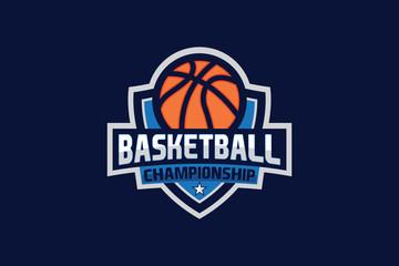 Basketball Logo Template