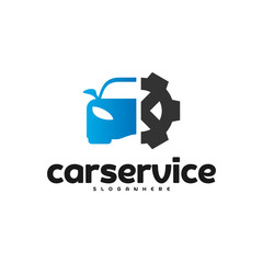 Car Service Logo vector. Car Repair Logo Design Template