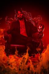 throne of bad demon