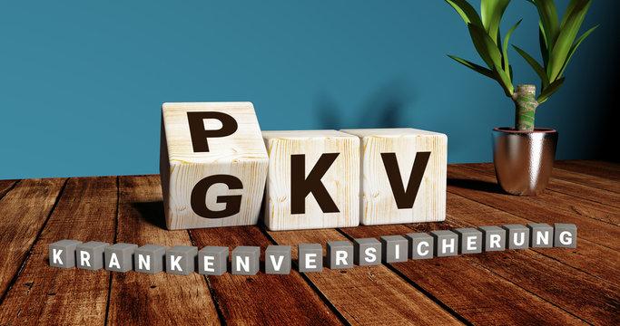 Gesetzliche (GKV) und private Krankenversicherung (PKV) im Vergleich. Krankenkassen Wechsel.