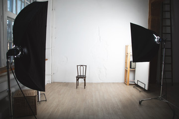 photographic  studio     light