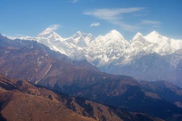 Distant Everest View