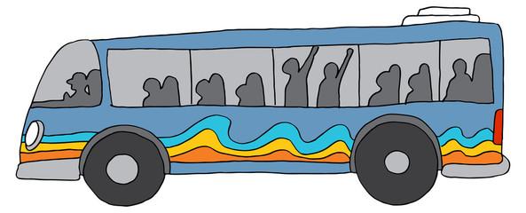 City Bus Public Transportation