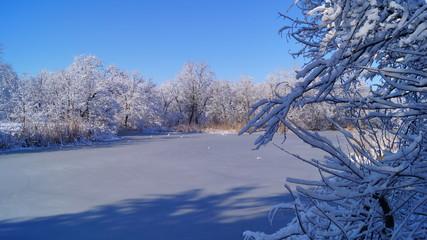 winter, зима