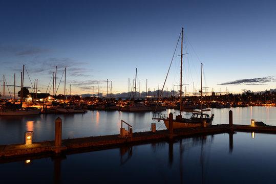 Evening at Bellingham