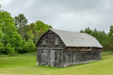 Barn in Rural Ontario