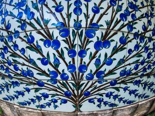 Tiles Turkey ; Turkish  ceramic tiles  / Tiles and ceramic art in Turkey
