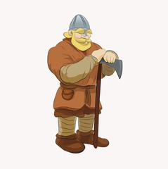 VikingBrodaxe