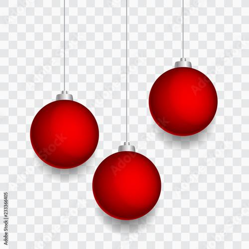 Dunkelrote Christbaumkugeln.Rote Weihnachtskugeln Christbaumkugeln Transparenter