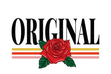 slogan Original phrase graphic vector Print Fashion lettering calligraphy